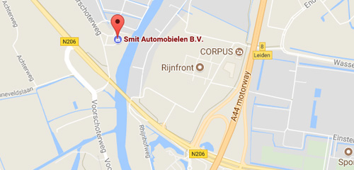 Autobedrijf Smit / Route
